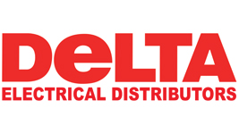 Delta Electrical Distributors Logo